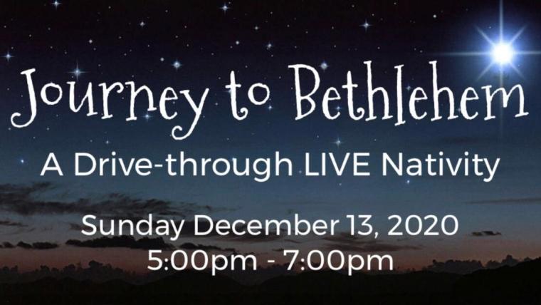 Drive Thru Nativity-Free-Open to Public