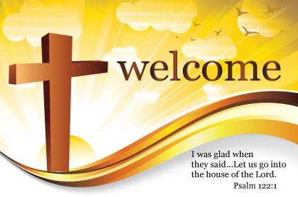 Welcome Pastor David Burris- Jan 3rd-Feb 28th