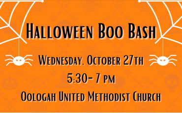 Halloween Boo Bash-Open to All