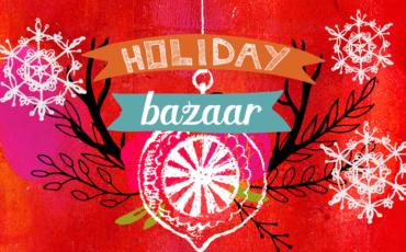 4th Annual Holiday Bazaar-Nov. 13th