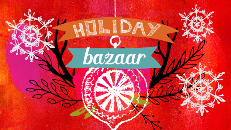 4th Annual Holiday Bazaar-Cancelled