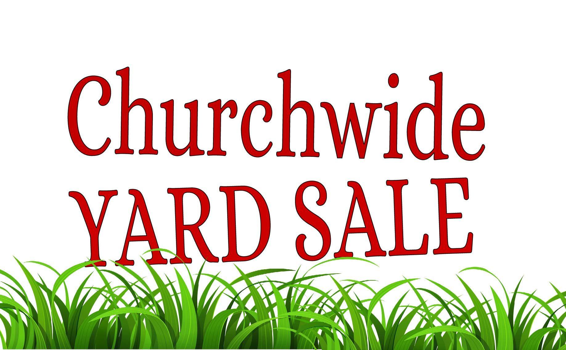 Annual Church Wide Indoor Garage Sale – Oologah UMC