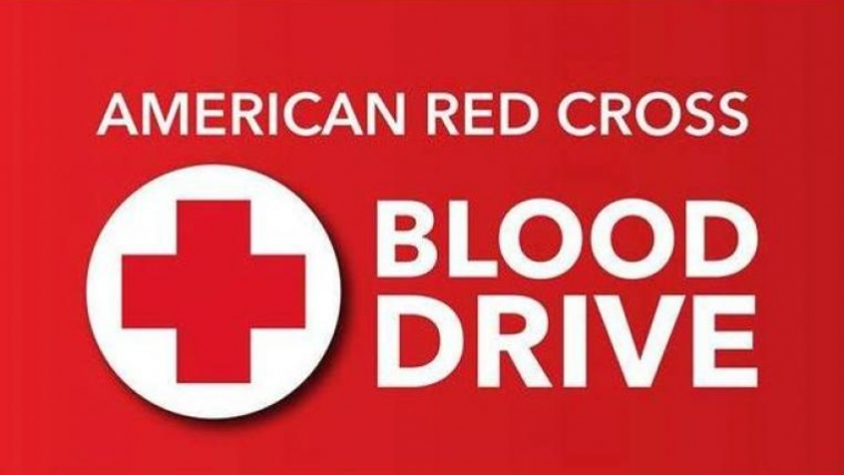 Red Cross Blood Drive-Open to All